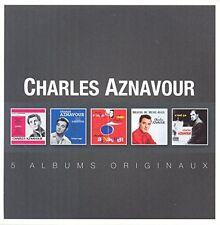 Charles Aznavour - Original Album Series [New CD] Germany - Import