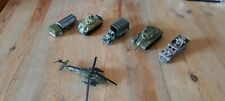 Army vehicles set x6