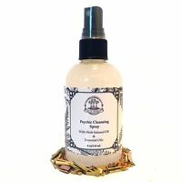Psychic Cleansing Spray Purification & Negativity Hoodoo Voodoo Pagan Wicca