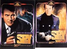 1977 The Spy Who Loved Me Roger Moore Bond 007 Spy Action DVD Spec Ed Booklet