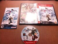 Sony PlayStation 2 PS2 CIB Complete Tested Soul Calibur III 3 Ships Fast