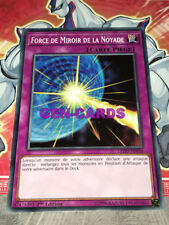 Carte Yu Gi Oh FORCE DE MIROIR DE LA NOYADE LEDD-FRB24