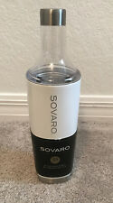 SOVARO 25oz Insulated Beverage Bottle Stainless Steel
