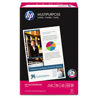 Hp Multipurpose Paper 96 Brightness 20 lb 11 x 17 White 500 Sheets/Ream 172001