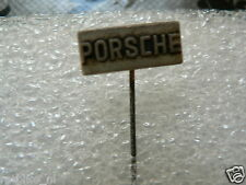 PINS,SPELDJES 50'S/60'S/70'S PORSCHE CAR OR TRACTOR ?
