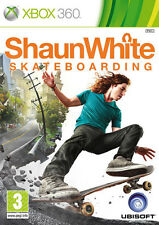Shaun White Skateboarding XBOX 360 IT IMPORT UBISOFT