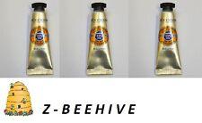 L'Occitane En Provence Dry Skin Foot Cream, 3 x 0.3 oz.  LOccitane France