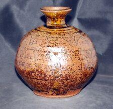 Warren MacKenzie Studio Mingei Pottery Beautiful Vase Bernard Leach Shoji Hamada