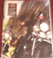 "Harley Davidson""HOG 1997 TOURING HANDBOOK EUROPE""Harley Owners Group"