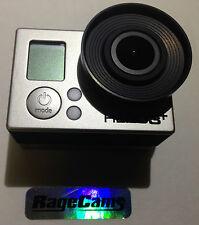 37MM ADAPTER RING FILTER HOLDER ACCESSORY FOR GOPRO HD HERO3 BLACK CAMERA HERO3+