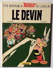 """UDERZO. Astérix Le Gaulois """" Le Devin """" EO Lombard 1972."""
