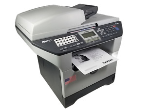 Refurbished Brother Mfc-8460N All-In-One Laser Printer w/ New Drum & Toner!