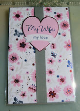 American Greetings My Wife Mothers Day Greeting Precious Sincere FREE SHIPPING