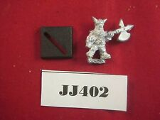 Fuera de imprenta Warhammer IC101 hierro garra gótico enano Ragna 1987 Metal ref JJ402