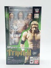 S.H. Figuarts WWE Triple H Action Figure Tamashii Nations Bandai