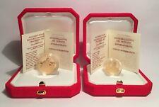 20 und 50 Euro Gold PP 2015 Rosenkranz Gedenkmünzen jeweils originalverpackt