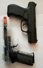 Stinger P9 and Smith & Wesson Airsoft