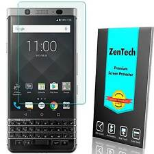 2X ZenTech® Tempered Glass Screen Protector Guard For BlackBerry Keyone /Mercury
