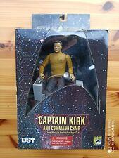 Captain Kirk Command Chair Star Trek exclusive SanDiego Comicon Diamond Select