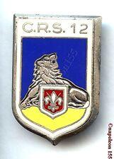 Obsolète. Compagnie Republicaine de Securité N° 12. Fab. Drago Paris