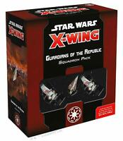 Guardians of the Republic Squadron Pack Star Wars: X-Wing 2.0 FFG NIB