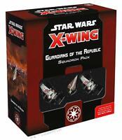 Guardians of the Republic Squadron Pack Star Wars: X-Wing 2.0 FFG NIB