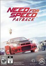 NEED FOR SPEED PAYBACK PC  GAME NEW