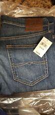 Lucky Brand 121 Slim Straight Jean, 33 x 30