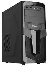 AUFRÜST PC AMD Ryzen 5 1600 GTX 1050Ti 4GB/RAM 8GB DDR 4/Computer System