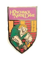 Vtg Disney THE HUNCHBACK OF NOTRE DAME #20 Of 101 Disney Movies Silver Clasp Pin