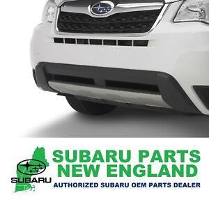 Genuine OEM 2014-2016 Subaru Forester Front Bumper Underguard E551SSG500
