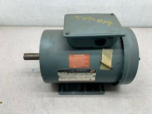 NEW NO BOX RELIANCE ELECTRIC 3/4HP 1140RPM MOTOR P14H1409N-PU