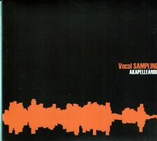 Vocal Sampling Akapellando   (Digipak) BRAND  NEW SEALED CD