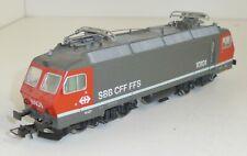 Roco 14178 A SBB CFF FFS E-Lok Re 4/4 10101 DC OVP Spur H0