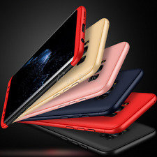 Híbrido 360 PC Funda Cubierta Carcasa Cover Case Para Samsung Galaxy S8 S8 Plus