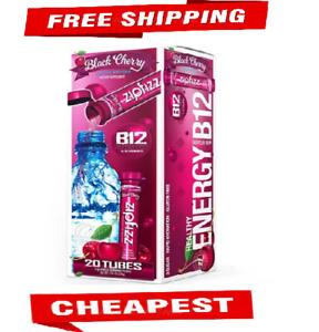 Zipfizz Energy Drink Mix, Black Cherry (20 ct.)