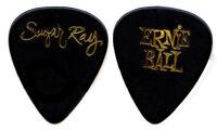 SUGAR RAY 1990s Tour Guitar Pick : black picks gold