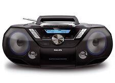 PHILIPS azb798t DAB + CD Radio registratore portatile USB AUDIO HIFI musica REGISTRATORE #1