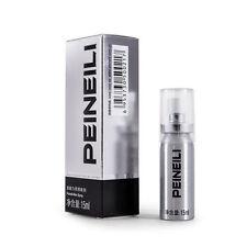 Peineili DELAY SPRAY x 2 -  Natural, Non numbing - 15ml