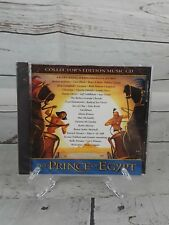 The  Prince of Egypt Collector's Edition Music CD 1998 New