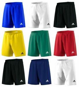 Adidas Parma II Football  Shorts green  boys age 11 /12  medium