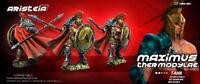 Aristeia! Maximus Thermopylae Corvus Belli Game Infinity Spartiat Spartaner