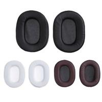 1Pair Replacement Ear Pad Earbud Cushion for ATH-M40x ATH-M50X ATH-M50s ATH C#P5