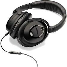 Bose On Ear QuietComfort 15 Acoustic Noise Cancelling Headphones Black