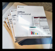 Ms OFFICE 2019 PROFESSIONAL  PLUS 32/64 BIT LICENSE KEY