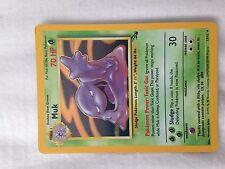 Muk Holo Indvidual Pokemon Card 13/62 1999