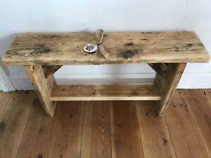 Wooden bench shoe stand rack