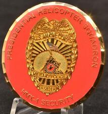 Challenge Coin HMX-1 Security Marines Military Police Presidential Helicopter