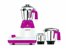 Brand New Bajaj Mixer Grinder with 3 Jar With a universal USA Adapter Plug