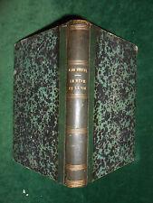 Gérard de NERVAL, Le Rêve et la Vie (1855) - Édition originale rare !!!